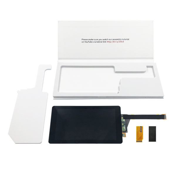 cheapest Touchscreen For iPad Mini 3 Mini3 Touch Glass Screen Digitizer Home Button With IC Conector For iPad mini 3 A1599 A1600 A1601
