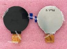 Ips 1.28 polegada 8p/12p spi tft lcd cor de solda tela redonda (placa/sem placa) gc9a01 drive ic 240 (rgb) * 240
