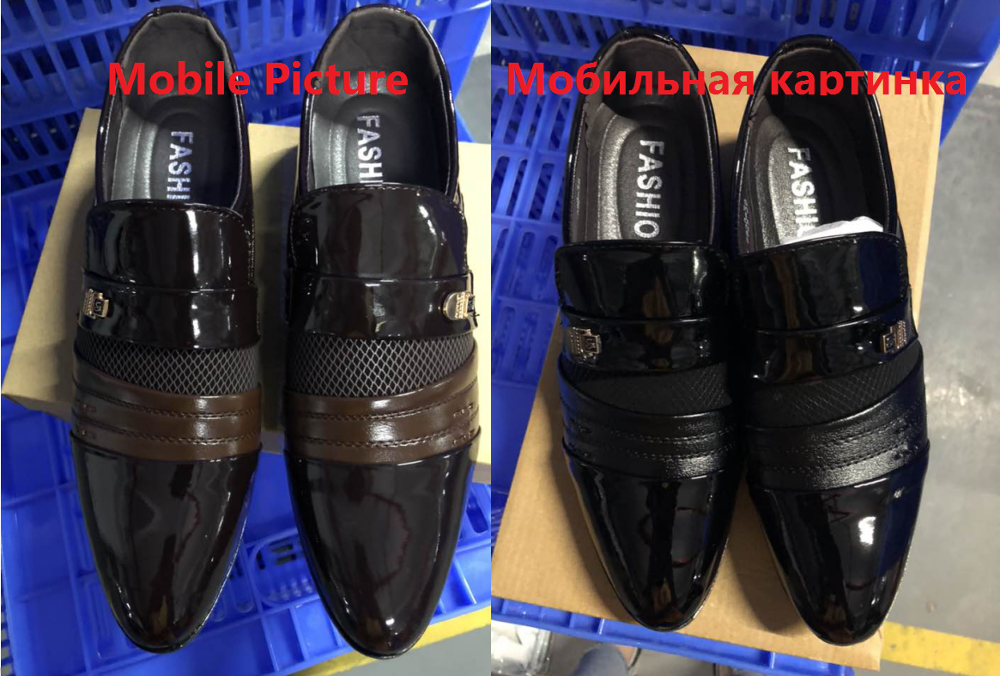 Giày Loafer Nam Đầm Giày Sang Trọng Dạ Hội Chính Thức Giày Cho Nam Cưới Đầm Giày Thương Hiệu Chính Thức Loafe Nam Classic