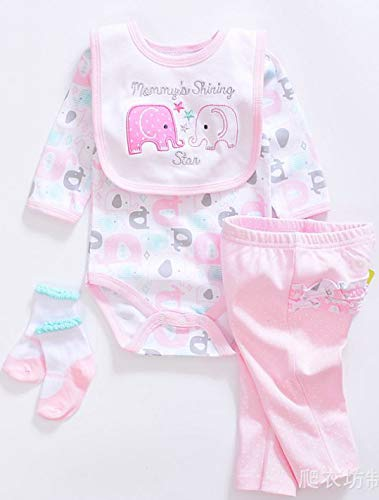 """Newborn Doll Clothes for 10/""""-11/"""" Reborn Baby Girl Boy Dolls Casual Outfits"""