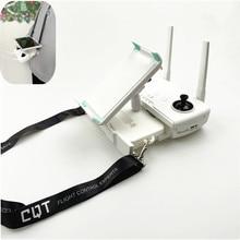 Accessoires de télécommande Pad support pour téléphone Mobile pièces de support pour Hubsan H117S Zino Drone accessoires