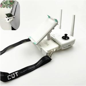 Image 1 - Afstandsbediening Accessoires Pad Mobiele Telefoon houder Tablte stander Onderdelen Voor Hubsan H117S Zino Drone Accessoires