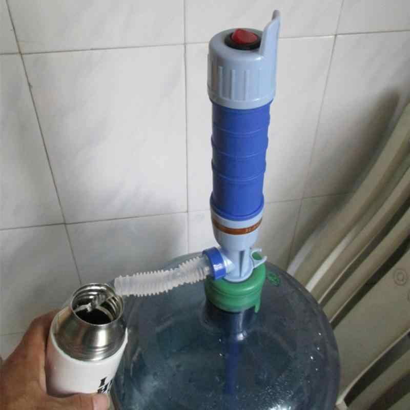 범용 자동차 오일 펌프 차량 연료 가스 전송 흡입 펌프 가정용 야외 휴대용 액체 전기 핸드 헬드 워터 펌프