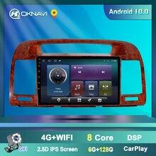 Автомагнитола на android 90 автомобильный радиоприемник мультимедийный