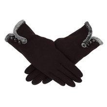 Gants en cachemire pour femmes, pour la conduite, plein écran de doigt, chaud pour l'extérieur, hiver, vente en gros, Harajuku
