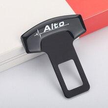 for Suzuki Alto swift Accessories Car Styling Safety Belt Bu