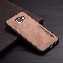 Ammyki Siliconen Case Voor Samsung Galaxy J4 J5 J7 Core Prime Max Plus Case Pu Leather Case Voor Samsung On5 on7 2016 Case