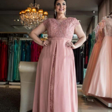 YiMinpwp Plus Size Mother of The Bride Dresses
