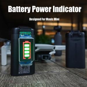 Image 5 - Battery Capacity Indicator For DJI Mavic Mini Battery Power with LED Display for DJI Mavic Mini Support 4 Level Power Display