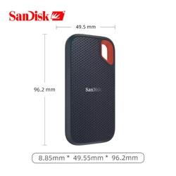 سانديسك Type-c محمول SSD 1 تيرا بايت 500GB 550M قرص صلب خارجي SSD USB 3.1 HD وسيط تخزين ذو حالة ثابتة/ القرص الصلب 250GB أقراص بحالة صلبة لأجهزة الكمبيوتر المحمو...