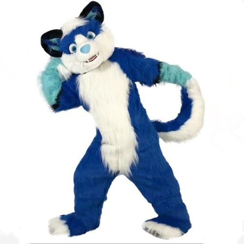 Fancy Dress Tail Animal Costume Fox Fur Cat Party Lion Wolf Cosplay Keyring Fun