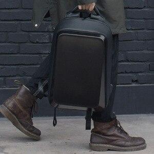 Image 5 - حقيبة ظهر شاومي فانتازبرينج بيبورن 18L هارد شل 15.6 بوصة حقيبة كمبيوتر محمول 180 درجة فتح إغلاق الكتف حقيبة الظهر للسفر في الهواء الطلق