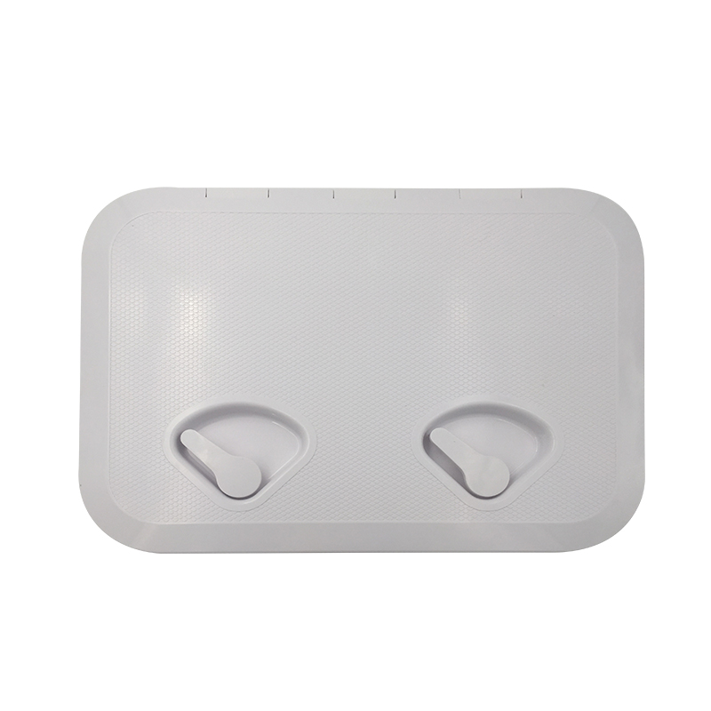 315*440mm ABS Plastic Anti Aging Ultraviolet white Deck Marine Hatch Deck Access Hatch Boat Hatches Inspection Yacht Cover RV