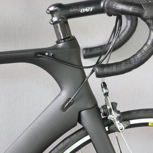 Image 2 - 完全なバイク 700C カーボンファイバーロードバイク完全な自転車カーボンサイクリング bicicletta ロードバイク市 4700 20 速度 bicicleta