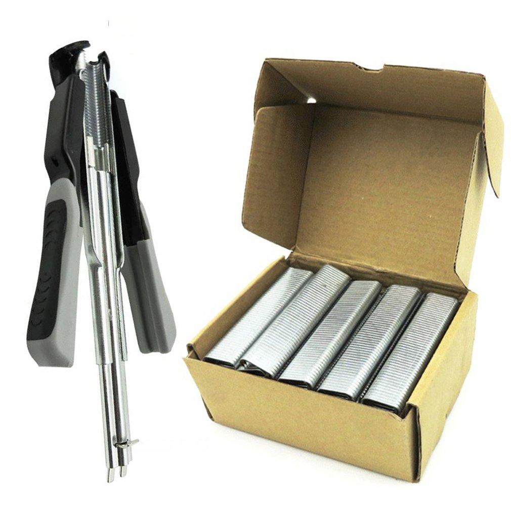 C-Type Sealing Pliers 45 # Steel Farm Installation Sealing Plier Labor-Saving Rustproof Plier Packaging Manual Tool 1 Piece