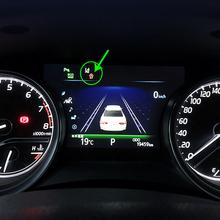 Samochód Start-stop auto-bliżej modyfikacji wysokiej jakości akcesoria dla Toyota Camry ch-r Chr Avalon 2017 2018 2019 tanie tanio CN (pochodzenie) For camry For Ch-r For Avalon