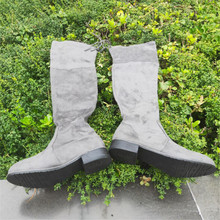large size shoes women botas over the knee Overknee Woman Sexy Elastic Long High Boots