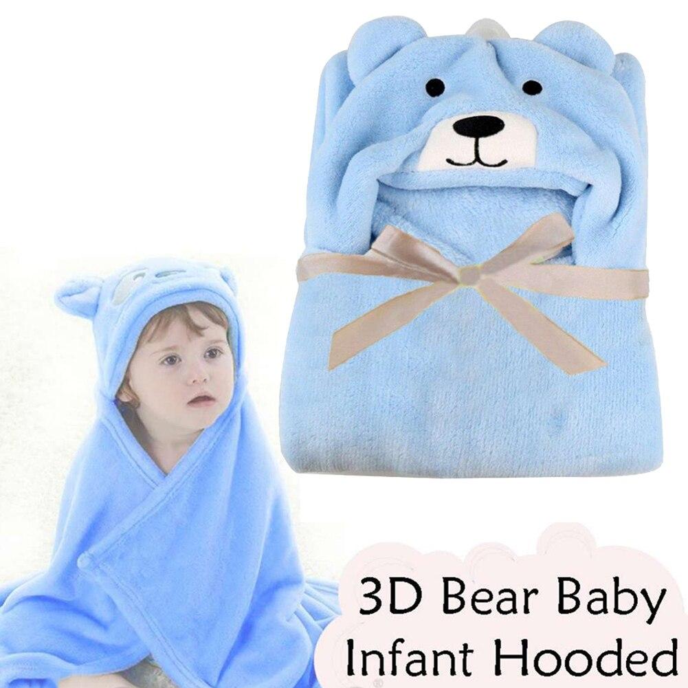 Newborn Baby Cute Infant Sleeping Bag Unisex Cosy Secure Baby Swaddle Blanket Wrap Sleeping Bag Cartoon 2019