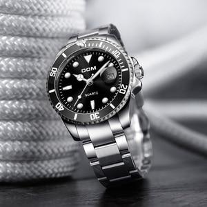 Image 3 - 2019 Top Brand Luxury Mens Watch 30m Waterproof Date Clock Male Sports Watches Men Quartz Casual Wrist Watch Relogio Masculino
