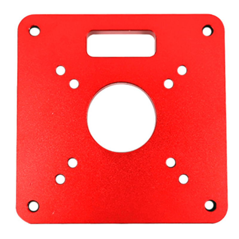 1*Router Table Insert Card Universal RT0700C Table Router Board Insert Banks Wood Router Trimmer Tools