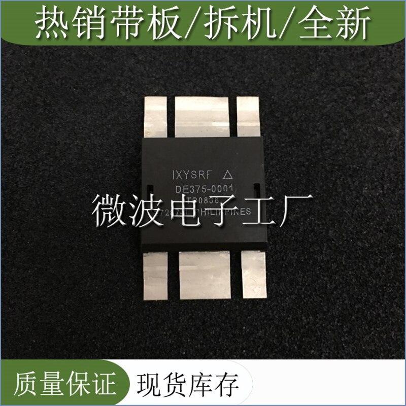 Tüketici Elektroniği'ten Ana İşlemciler'de DE375 0001 SMD RF tüp Yüksek Frekanslı tüp Güç amplifikasyon modülü title=