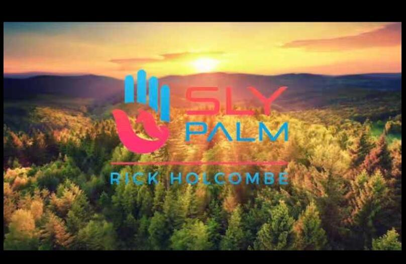Sly Palm By Rick Holcombe- MAGIC TRICKS