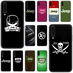 luxury Jeep sport cool car Phone case For Samsung Galaxy A 5 10 20 3 30 40 50 51 7 70 71 E S 4G 16 17 18 black cover soft
