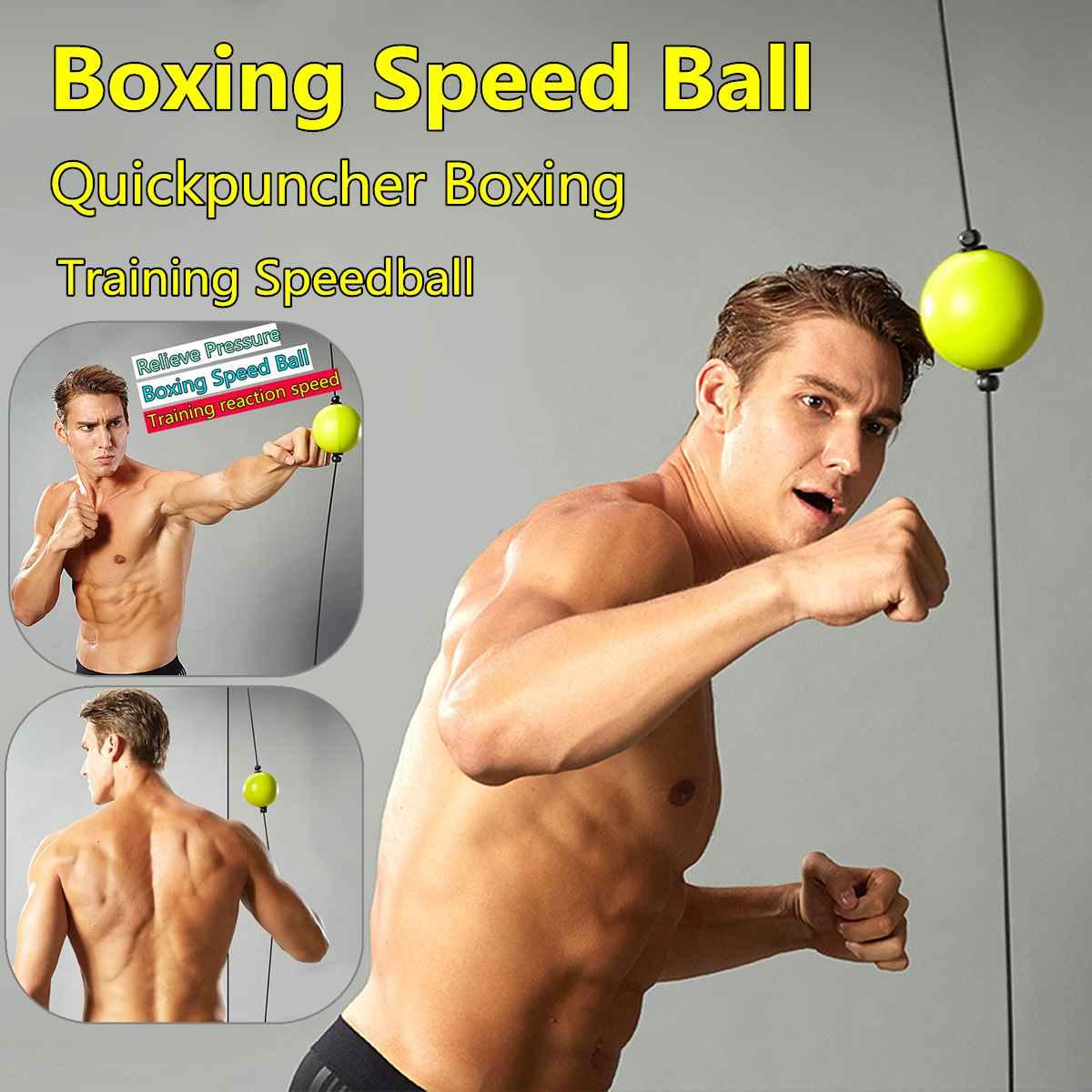 Boxe rápido puncher velocidade bolas de boxe