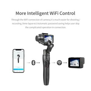 Image 4 - FeiyuTech Vimble 2A Action Kamera Gimbal Handheld Stabilisator mit 18cm Verlängerung Pol video vlog Gimbal für Gopro Hero 5 6 7