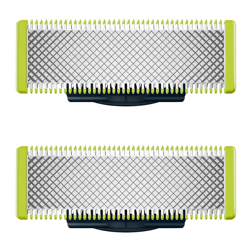 1Pcs/2Pcs Replacement Blade For Philips Norelco OneBlade Electric Shaver QP210/80 QP220 QP230 QP2520 QP2630 QP6520