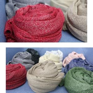 Image 5 - Herbst Winter Glitter Gestrickte Zwei Stück Set Frauen Langarm rollkragenpullover Pullover Pullover + Hohe Taille Gefaltete Midi Rock Sets