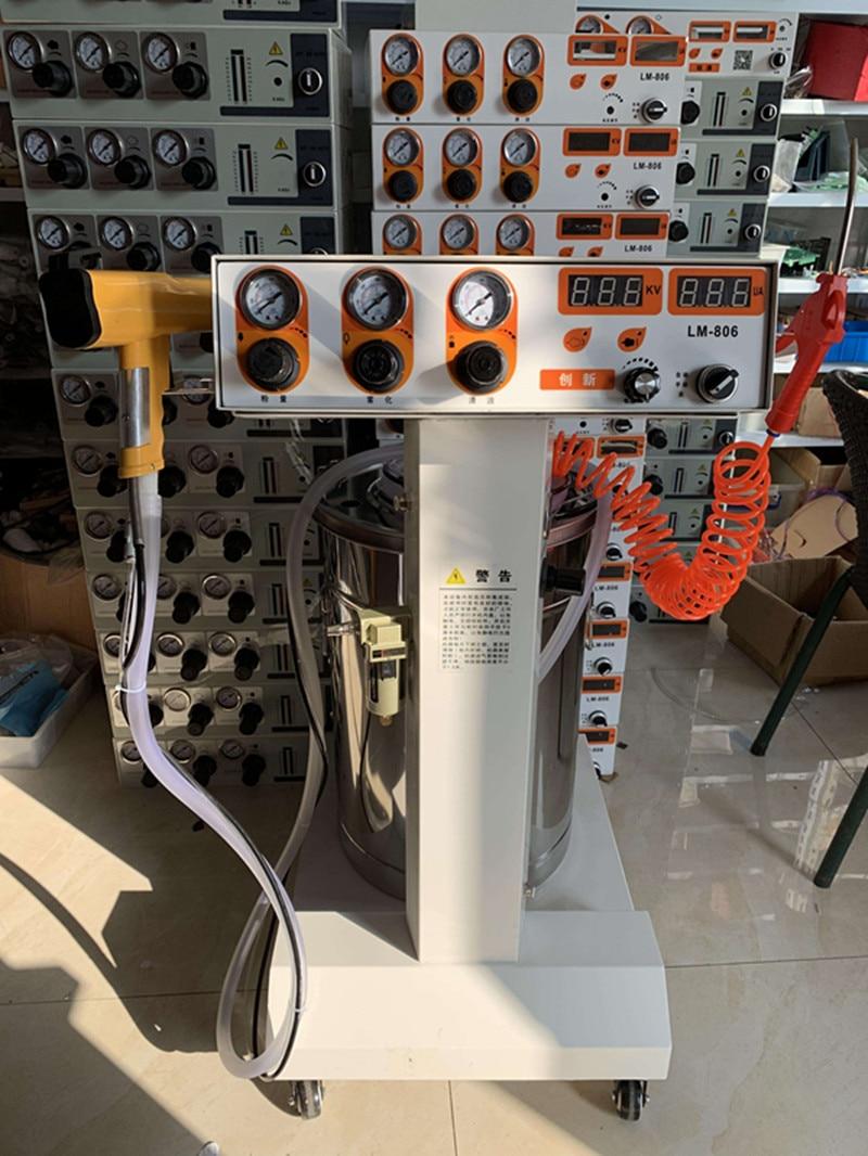 1PC LM-806 intelligens nagynyomású elektrosztatikus permetezőpor / - Elektromos kéziszerszámok - Fénykép 2