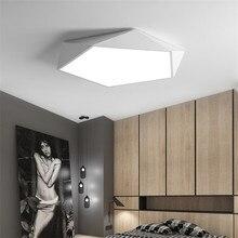 Luzes de teto led moderna lâmpada do teto sala estar conduziu a luz do teto luminária de teto quarto cozinha luz superfície da lâmpada montagem
