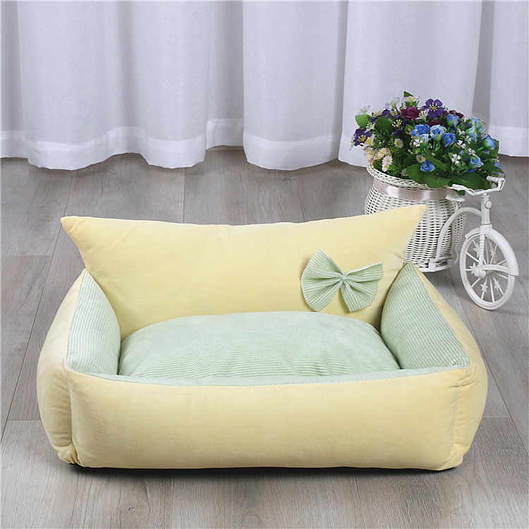 Dog Bed Warm Soft Pet Cushion For Dog Best Pet House Cat Calming Bed New Dog Bed Washable Pet Sofa Mat Dog sleeping bag 13