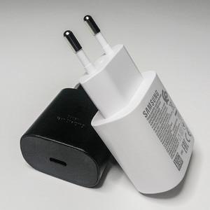 Image 4 - サムスン注 10 EU/米国スーパー急速充電器 PD PSS 25 ワット超高速充電電源アダプタタイプ  c ケーブルギャラクシー注 10 プラス K20 1080p