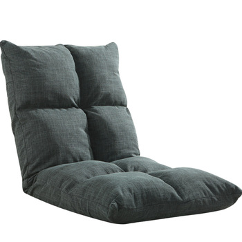 European Lazy Couch Tatami Foldable Single Small Sofa Bed Computer Chair Dormitory Bay Windowrocking chair