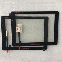 Touch Screen For AUTEL MaxiSYS MS906 MS906BT Tablet PC Panel Digitizer sensor For AUTEL MaxiSYS MS906S