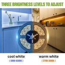 Светодиодные ленты светильник usb движения pir Сенсор светодиодные