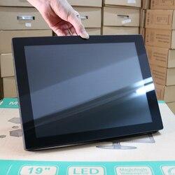 10 12 15 17 19 дюймов встроенный Wifi Win7 Linux система 2*232 Com промышленный планшетный ПК емкостный сенсорный экран J1900 4 грамм 32GSSD