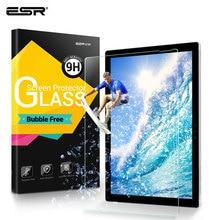 ESR Защитная пленка для экрана Surface Pro 5/Pro 4 Ultra Clear HD закаленное стекло без пузырьков для Microsoft Surface Pro 2017 Pro4