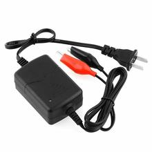 Car Truck Motorcycle Compact Battery Charger Tender Accompanying Smart