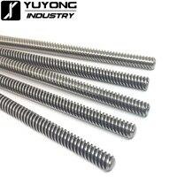 200pcs 600mm Tr8*8 Lead 8mm +50pcs 178mm Tr8*8 Lead 8mm Lead Screw+2400pcs 625 2RS Bearings+1200pcs Xtreme Solid v wheels