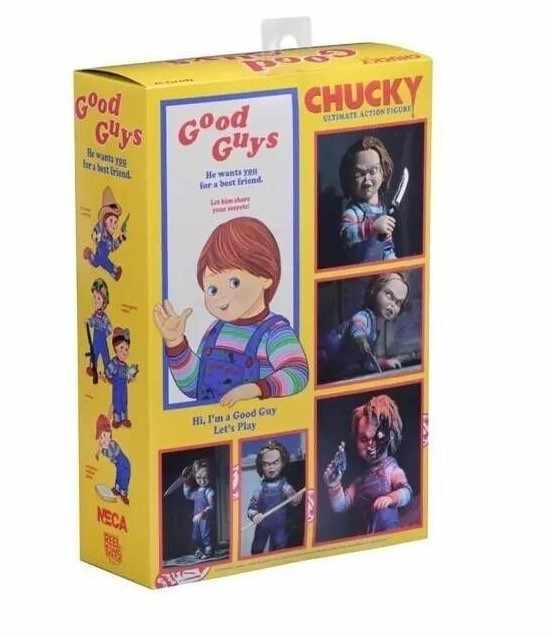 15cm Neca Goeden Chucky Horror Pop Pvc Figure Collectible Model Toy Anime figuur Speelgoed model Voor Kinderen kinderen