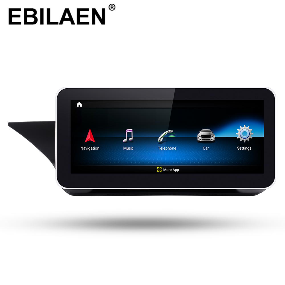 Car DVD Multimedia Player for Mercedes <font><b>Benz</b></font> E-Class <font><b>W212</b></font> 2009-2015 2Din Car <font><b>Android</b></font> 9.0 Autoradio with Navigation IPS Screen image