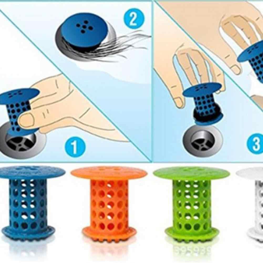 Bath Stopper Plug Bathroom Drain Hair Catcher Sink Strainer Filter Sewer Dredge