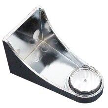 Крепкое крепление диспенсер Магнитная настенная тарелка Серебряный контейнер часы с чашкой на присоске для ванной держатель мыла стальная стойка для домашних запасов