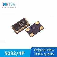 10pcs/lot 5032 12.000MHz 12MHz 20ppm 20Pf 4P SMD Quartz Crystal Resonator Passive Oscillator In Stock