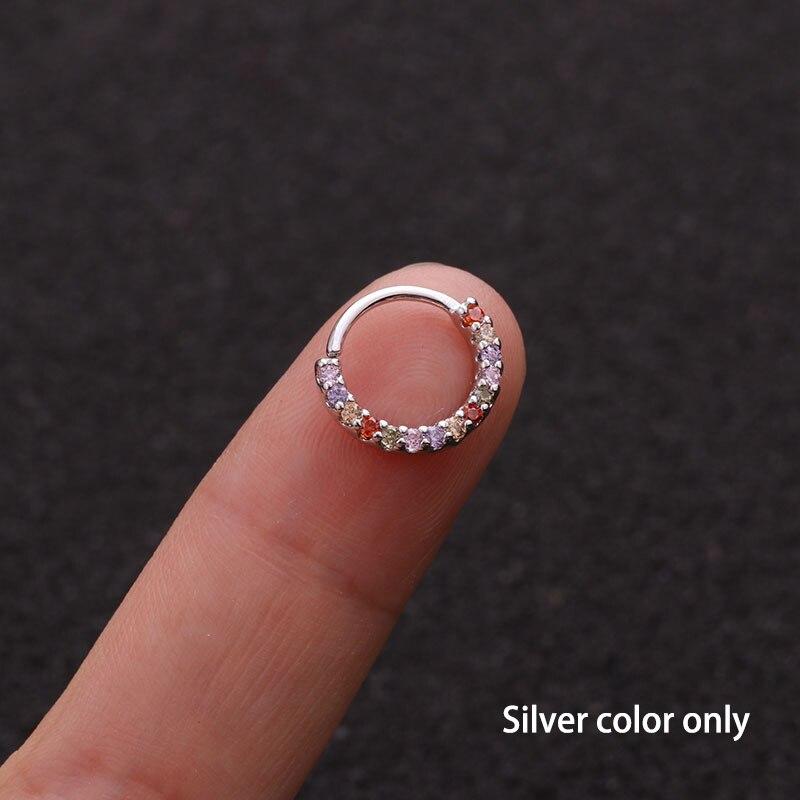 1PCS No.7 Silver