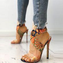 Women High Heels Pumps Sandals Fashion Sexy Women Summer High Heels