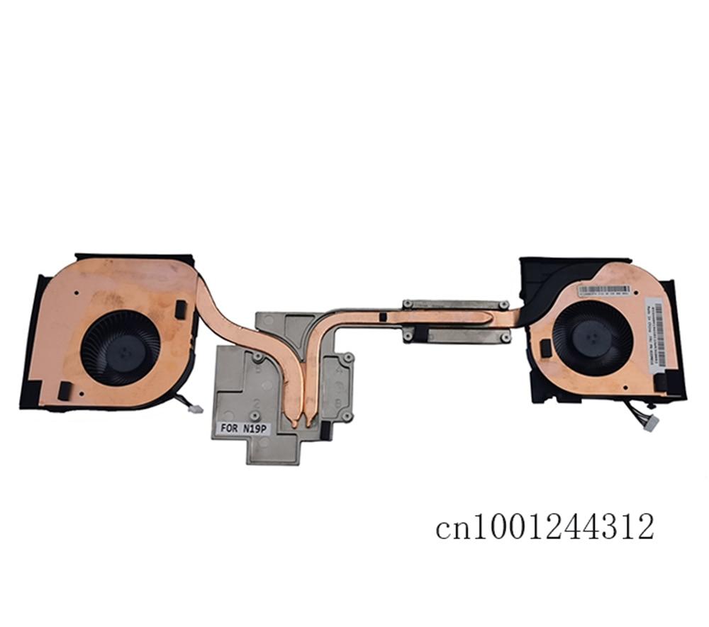 New Original For Laptop Lenovo Thinkpad P52 P53 CPU Heatsink Cooling Fan (Independent TYPE) 02DM016 02DM017